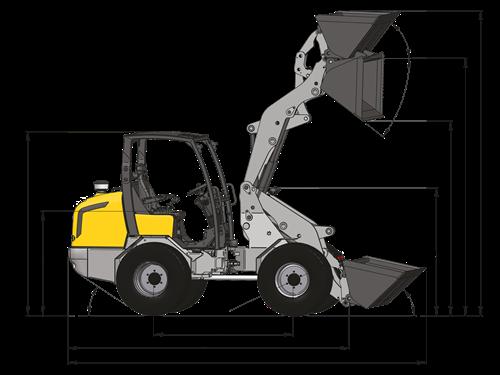 Reisinger-Baumaschinen_giant_radlader_G2700_HD+_Abmessungen